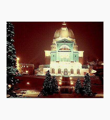 Christmas Past Photographic Print