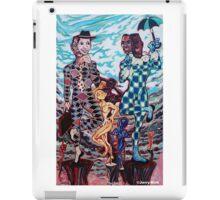 'THE RACISTS' iPad Case/Skin