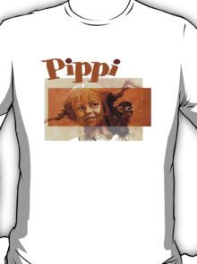 Pippi Longstocking - quote T-Shirt