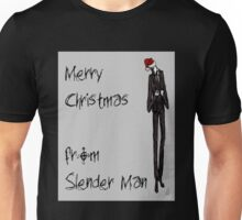 Slender Christmas Unisex T-Shirt
