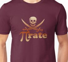 Pi rate Funny Pirate Unisex T-Shirt