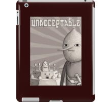 Unacceptable: Castle Lemongrab iPad Case/Skin