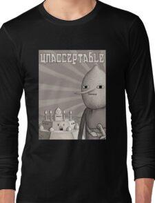 Unacceptable: Castle Lemongrab Long Sleeve T-Shirt