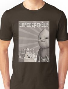 Unacceptable: Castle Lemongrab Unisex T-Shirt