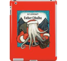 Father Cthulhu iPad Case/Skin