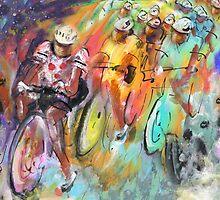 Le Tour De France Madness by Goodaboom