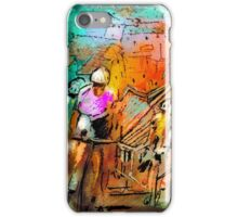 Le Tour De France 04  iPhone Case/Skin