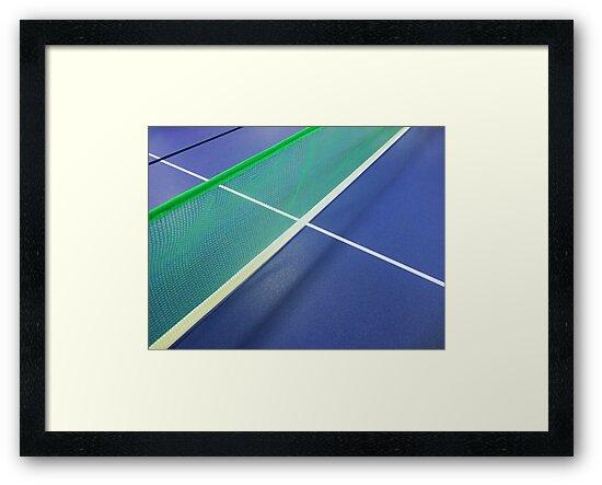Ping Pong by Barbara Morrison