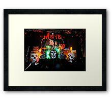 Misfits Framed Print