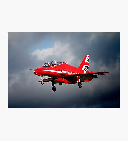 2015 Red Arrows  Photographic Print