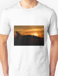 Scampton Sunset  T-Shirt