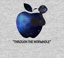 Through the Wormhole Unisex T-Shirt