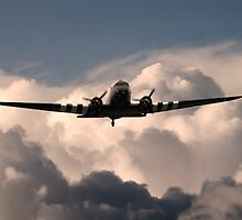 BBMF Dakota  by J Biggadike