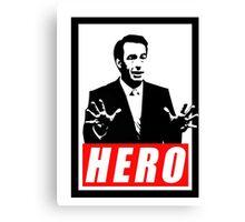 Better Call Saul - Hero Canvas Print