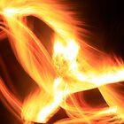 Flames by Jeff Harris