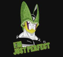 Dragonball Z Cell Mr Perfect by Dori Designs