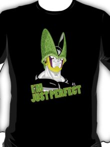 Dragonball Z Cell Mr Perfect T-Shirt