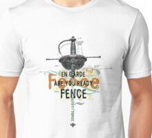 Ready…Fence! Unisex T-Shirt