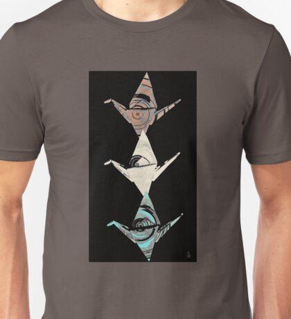 Three Cranes Unisex T-Shirt