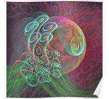 'Bubblish Thingy' Poster