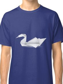Origami swans 3 Classic T-Shirt