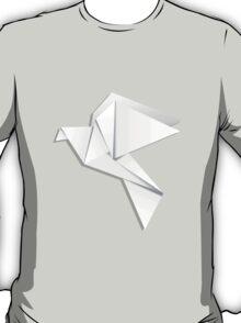 Origami pigeon T-Shirt