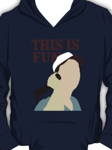 The Walking Dead: This Is Fun T-Shirt