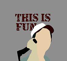 The Walking Dead: This Is Fun by PHNDGabriel