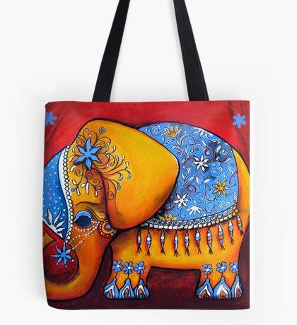 The Littlest Elephant Tote Bag