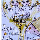 gemini the twins by MardiGCalero