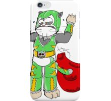 Luchat Libre iPhone Case/Skin