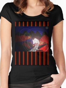 History  006 Women's Fitted Scoop T-Shirt