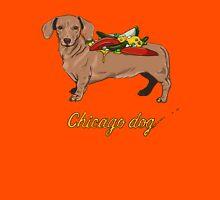 Chicago Dog Unisex T-Shirt