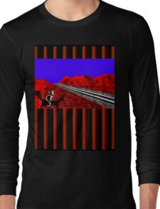 History  007 Long Sleeve T-Shirt