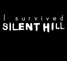 I survived Silent Hill by MeitisMitsune