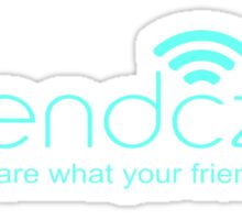 FriendCzar - The facebook of Person of Interest Sticker