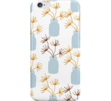Meadow In A Jar - Buttermilk iPhone Case/Skin