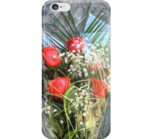Bouquet with red roses 6 iPhone Case/Skin
