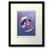 Steven Universe : Bubble Buddies Framed Print