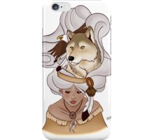 Indian Girl iPhone Case/Skin