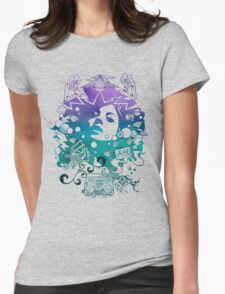 Lust for Life iii Womens Fitted T-Shirt