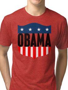 obama : stars & stripes Tri-blend T-Shirt