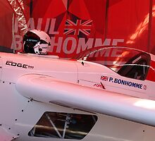 Paul Bonhomme's Plane by Camilla