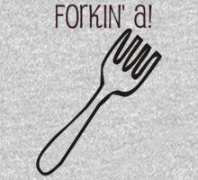Fork! by Jen Millard
