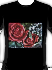 Bouquet with red roses 10 T-Shirt