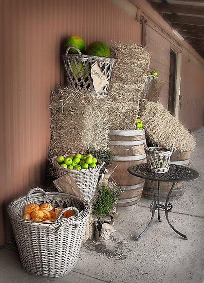 Produce . . .  by Rosalie Dale