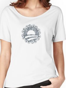 barack obama : tribal Women's Relaxed Fit T-Shirt