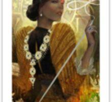 Dragon Age Inquisition Josephine Tarot card Sticker