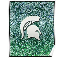GO Sparty Poster