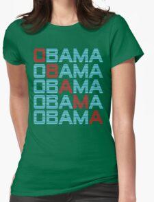 obama : text stacks T-Shirt